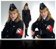 Женская униформа SS