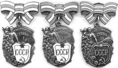 Материнская Слава СССР