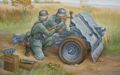 Кумулятив к 75-мм лёгкому пехотному орудию 7,5 cm leIG 18