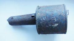 Ручная граната рпг-40.