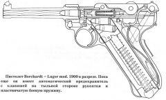 Ммг 7.65х17 Luger для P-08