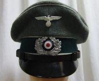 Полевая фуражка Вермахт