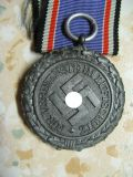 Медаль  Люфтшутц 2 класса.