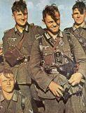 Перстень солдата Вермахт.