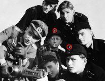 Ромб на головной убор Hitler-Jugend.