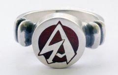Перстень CA.
