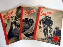 Немецкий журнал Signal подписка 23 журнала.