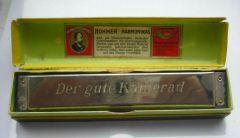 Губная гармошка Германии.