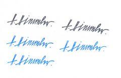 Печати и штампы Третьего Рейха.