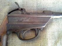 Пистолет системы Вердера обр. 1869 года (Werder M1869)