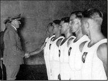 Медаль за подготовку олимпийских игр 1936 года