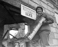 Табличка Adolf-Hitler-Strasse(Под заказ)