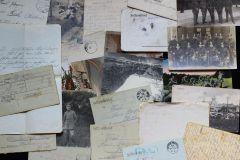 Письма ,открытки ,фото .1900-1940 г. Германия ,Австро-Венгрия