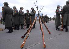 Штык к винтовке Мосина.