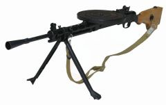 Пулемет Дегтярева охолощенный