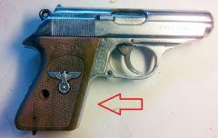 Щечки на Walther PPK