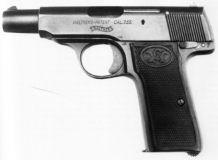 Щечки на Walther Modell 4