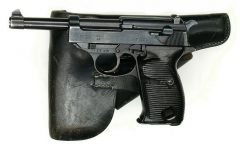 Кобура на пистолет Walther P38