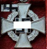 Третий Рейх Крест за 25 лет безупречной службы