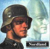 Нашивка на рукав 11-й моторизированной дивизии СС