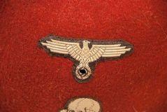 Феска 13-й дивизии СС «Хандшар».
