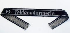 Манжета SS Feldgendarmerie.