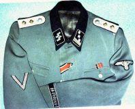 Манжета SS-Polizei-Panzergrenadier-Division.