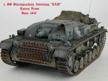 Брони пластина StuG III