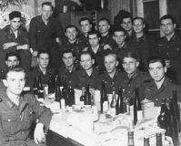 Бутылка коньяка Вермахт